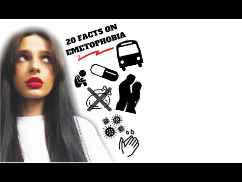 20 FACTS ON EMETOPHOBIA | BEING HONEST + OPENING UP ABOUT MY MENTAL HEALTH (living With Emetophobia)