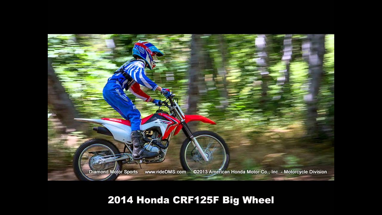 Honda S New 2014 Crf Trail Bikes Crf450x Crf230f