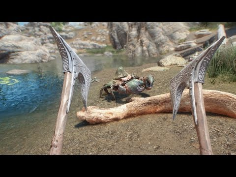 Skyrim:SE 2019: WoW... Photorealistic Tamriel! (300+Mods!)