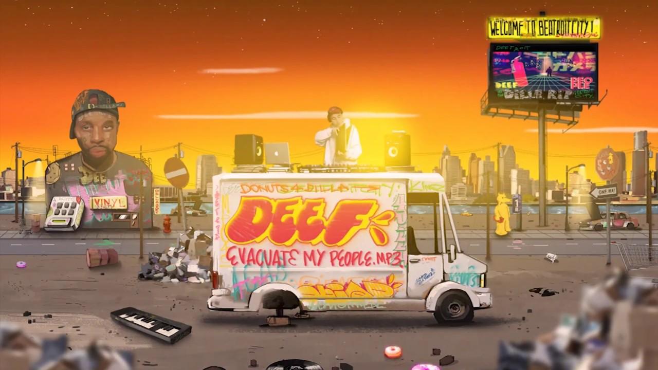 J DILLA TRIBUTE DJ SET ( 9/10 DONUTS 4 DILLA) BY: OBIIAD