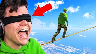Doing The BIRD BOX CHALLENGE In GTA 5!