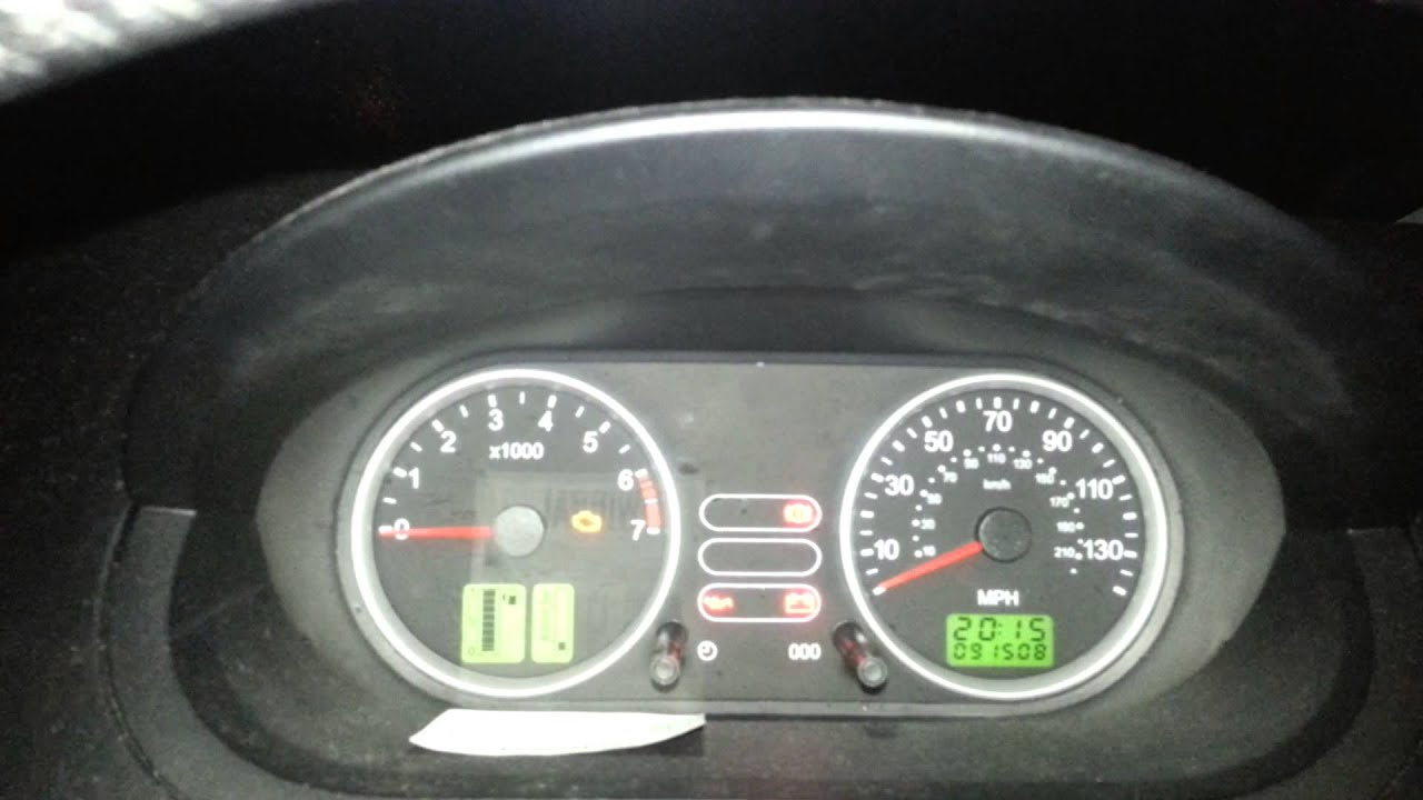 Ford Fiesta 2004 Lx 1 4 Petrol Mk6 Won T Start Help
