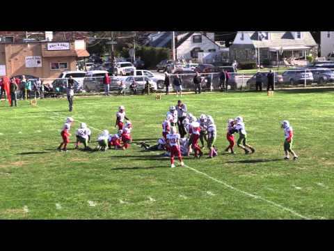 Somerton vs Liberty bell 10-17-2015 Home Cadets