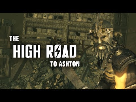 Lonesome Road Part 3: The High Road to Ashton - Fallout New Vegas Lore