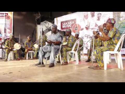 The Sakara Music Fiesta 2017 with Abideen Yusuf Olatunji