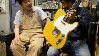 O.CRAFT  TL GuitarShopTANTAN ORDER MODEL