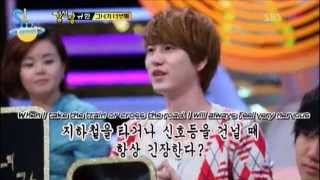 Kyuhyun doesn't believe in love at first sight! (Eng/Esp) - Stafaband