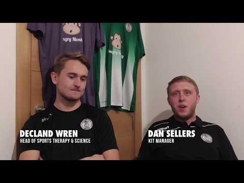 Decland Wren and Dan Sellers talk FCO13