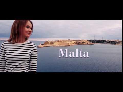 Malta - January 2018 - Travel Video #3