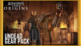 Assassin's Creed Origins: Undead Gear Pack | Trailer | Ubisoft [NA]