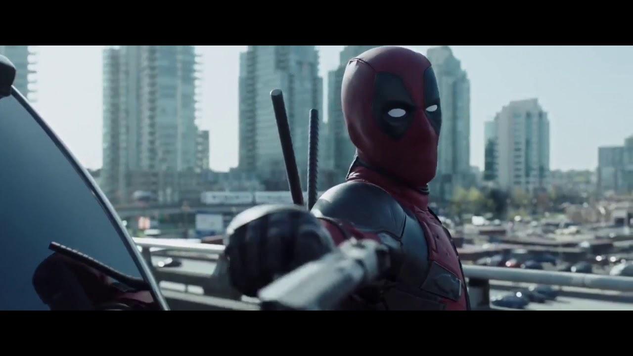 ฉากหนัง เรื่อง Deadpool เดดพูล 1 - YouTube