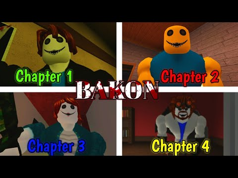 Roblox | Bakon - All Chapters!