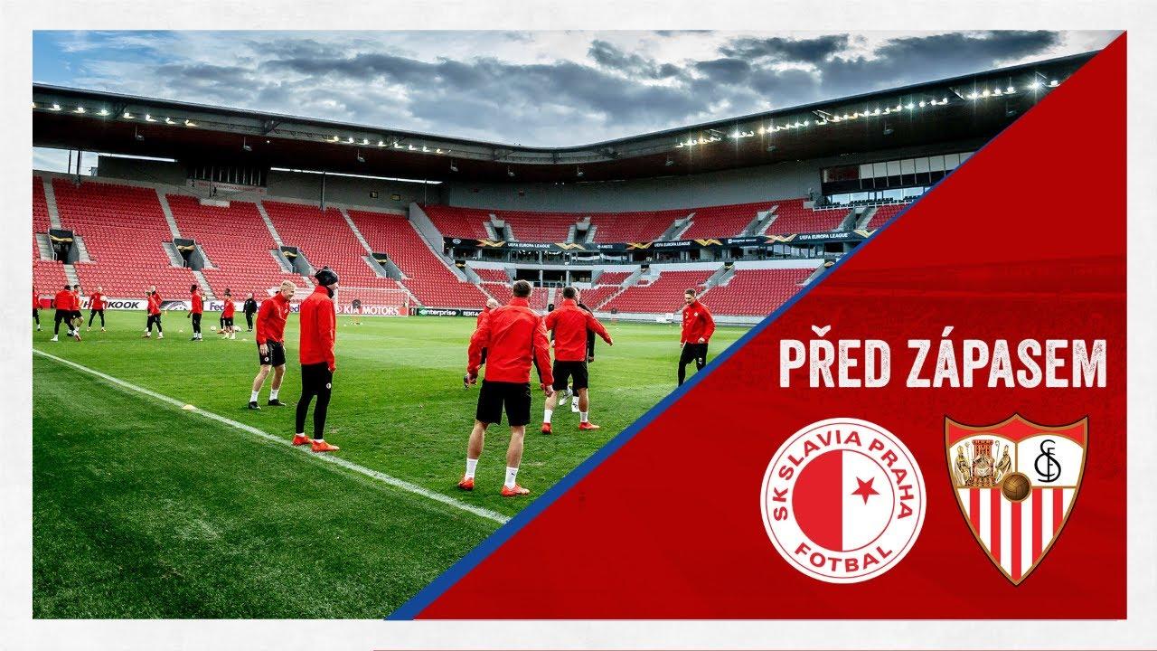 Slavia – Sevilla Image: Slavia - Sevilla - YouTube