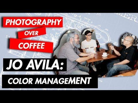 Jo Avila on Color Management | Part 1