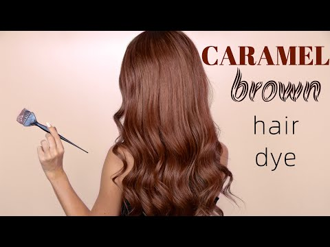 How To: Caramel Brown Hair | 2 DAY PROCESS