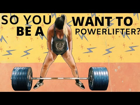 Ways to get Began With Powerlifting