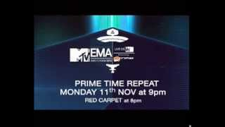 2013 EMAs LIVE on Vh1 India Promo