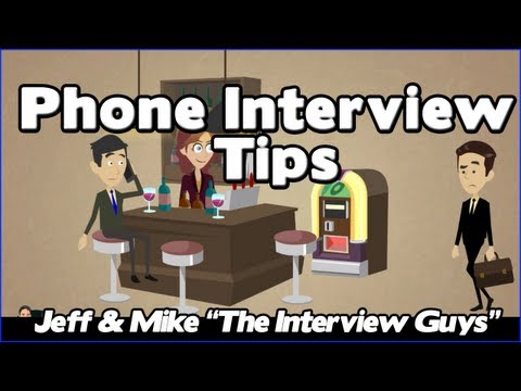 Top 5 Phone Interview Tips