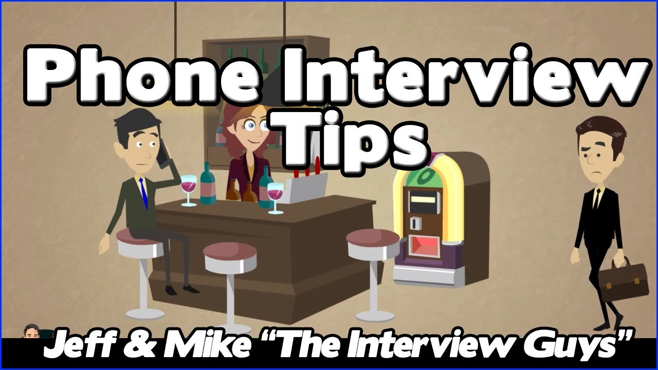 top phone interview tips top 5 phone interview tips