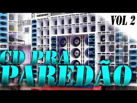CD PRA PAREDÃO - 2018 (VOL 2)