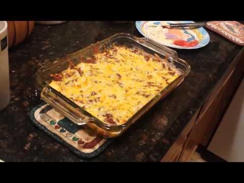 How To Make Cream Cheese Chilli Bean Dip