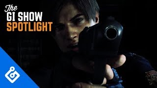 Resident Evil 2 Is One Of Our Favorite Games At E3 2018