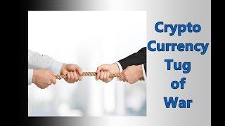 Crypto Currency Tug Of War    CNA सच   