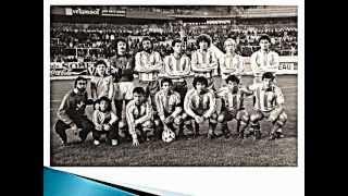 C.D. Málaga 1976-1986 Generación perdida 1ª parte