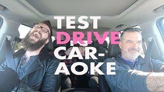 Test Drive Car-aoke