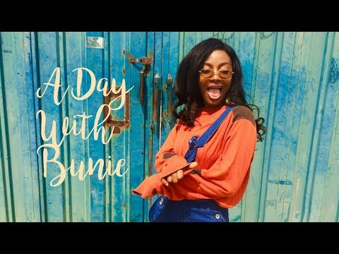 A Day With Bunie | BTS Nigerian Style Blogger Shoot | Abuja Living Vlog