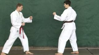 Обучение системе рукопашному бою Часть 21