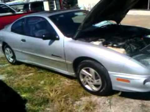 2000 Pontiac Sunfire For Sale Youtube