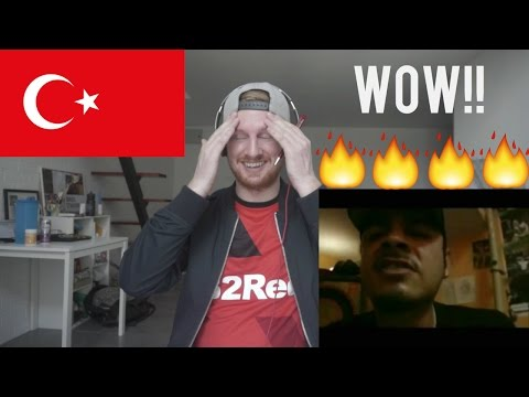 (WOW!!!) TURKISH RAP REACTION // Ceza - Holocaust
