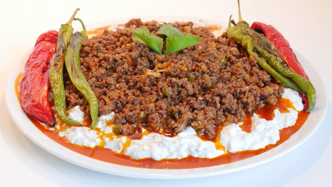 Etli Ali Nazik Kebabı Videosu