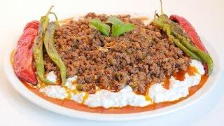 Ali Nazik Kebabı Tarifi / Kıymalı Ali Nazik Kebabı en iyi şekilde nasıl yapılır?