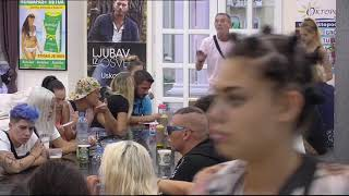 Zadruga 2   Ljuba Aleksandra I Lepi Mića Govore O Davidu   20.06.2019.