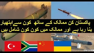 Defence Update#:Pakistan developing new Ammunition and Missile with friendly Countries