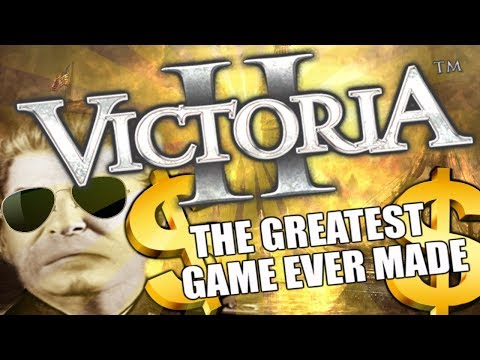 VICTORIA 2 - THE GREATEST GAME EVER MADE