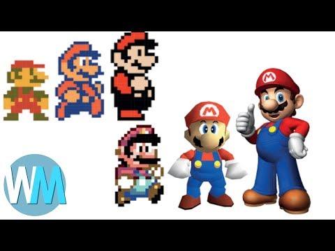 Top 10 Longest Running Video Game Franchises
