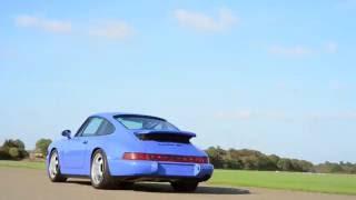 The ultimate driver's Porsche 911?