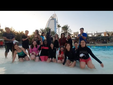 THE VISA CENTER WILD WADI WATERPARK Experience!