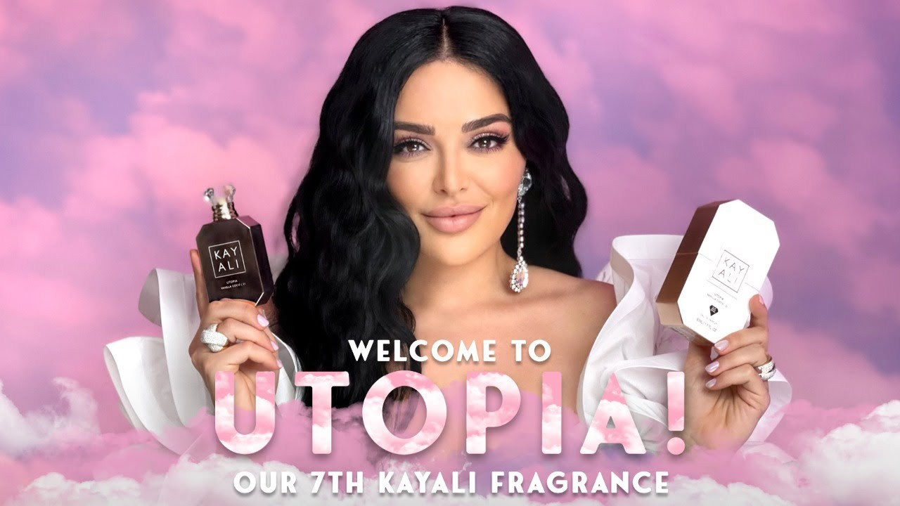 Welcome to Utopia Vanilla Coco | 21 --Our 7th Kayali Fragrance! | عطر خيالي السابع يوتوبيا