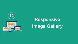 Responsive Design in Arabic #12 - Responsive Full Screen Image Gallery