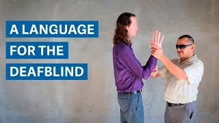 Pro-tactile ASL: A new language for the DeafBlind