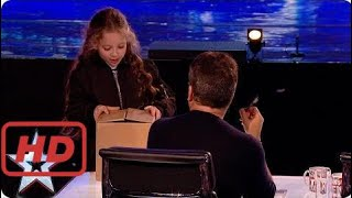 got talent america 2017 Preview: Issy Simpson wows with her magic act! | Britain's Got Talent 2017