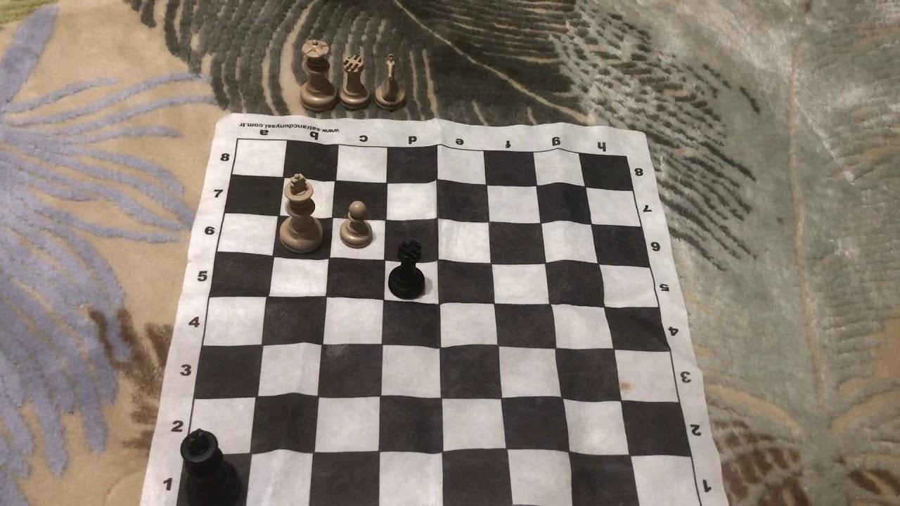 Kale Piyon Oyun Sonu Ust Duzey Youtube