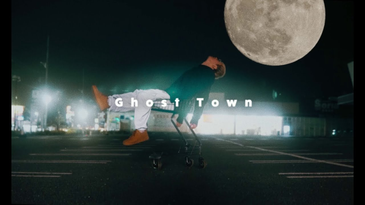 microM – Ghost Town (Official Music Video)