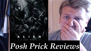Alien: Covenant movie review - Posh Prick Reviews