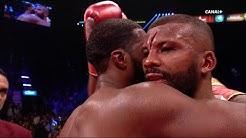 Soirée Boxe - Las Vegas : Incroyables images de la coupure de Badou Jack  - Warren VS Oubaali