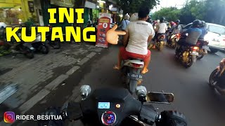 Gambar cover welcome back rider besitua
